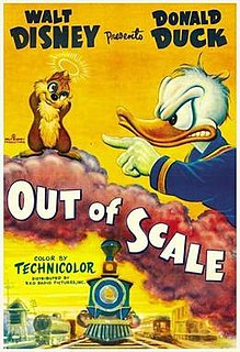 <i>Out of Scale</i> 1951 Donald Duck cartoon