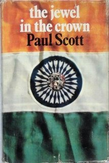 <i>The Jewel in the Crown</i> (novel) 1966 book by Paul Scott