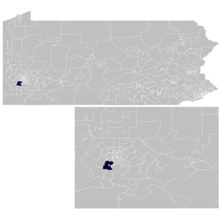 Pennsylvania House of Representatives, District 40