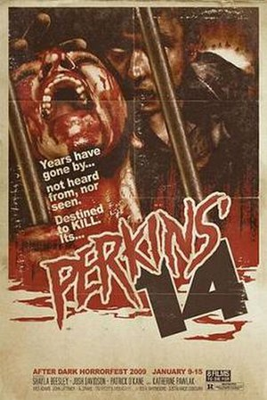 Perkins' 14 - Promotional film poster