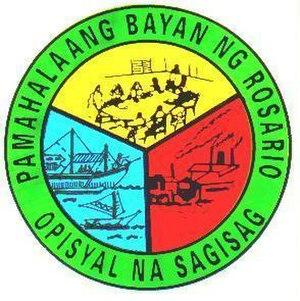 Rosario, Cavite - Image: Ph seal cavite rosario