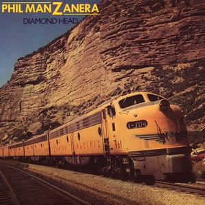 Diamond Head (Phil Manzanera album) - Image: Phil Manzanera Diamond Head 1975