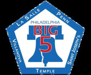 Philadelphia Big 5 Logo 2013