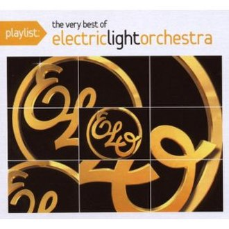The Essential Electric Light Orchestra - Image: Playlist 2008 Electric Light Orchestra album cover