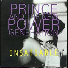 Insatiable (Prince song) - Wikipedia