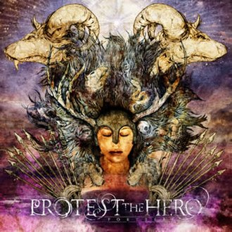 Fortress (Protest the Hero album) - Image: Protest the Hero Fortress