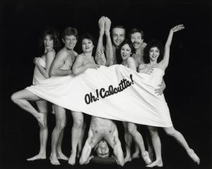 Oh! Calcutta! - Oh! Calcutta! original soundtrack cover