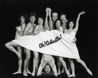<i>Oh! Calcutta!</i> avant-garde theatrical revue