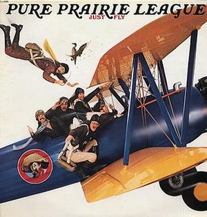 Just Fly - Image: Pure Prairie League Just Fly