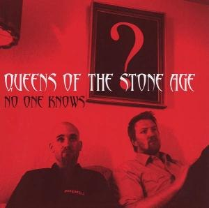 No One Knows - Image: Queens of the Stone Age No One Knows (German CD)