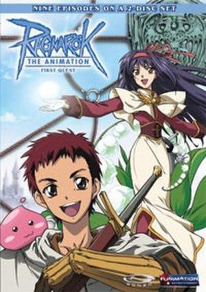 Ragnarok the Animation - Image: Ragnarok DVD vol 1