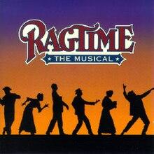 Ragtime Musical Cast Recording Cover Art Jpg