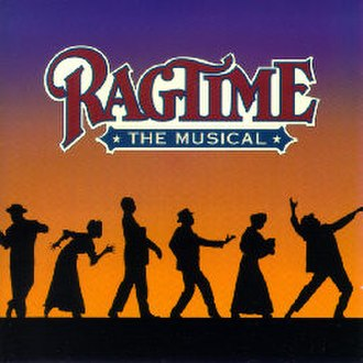 Ragtime (musical) - Cover of cast recording