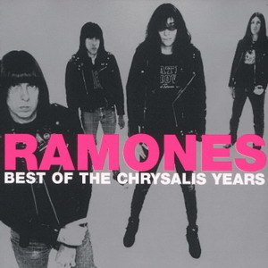 Best of the Chrysalis Years - Image: Ramones Best of the Chrysalis Years cover
