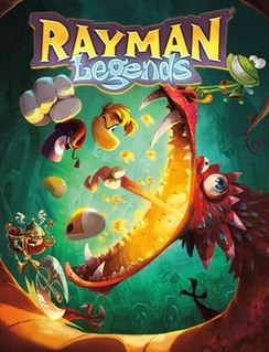 <i>Rayman Legends</i> 2013 video game