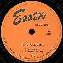 Real Rock Drive Bill Haley Essex 78 1952.jpg