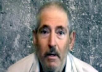 Robert Levinson - Robert Levinson while in captivity, taken November 2010