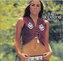 """Résultat de recherche d'images pour """"i am what i am ruth copeland cd"""""""