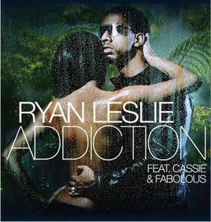 Addiction (Ryan Leslie song) - Image: Ryan Leslie Addiction