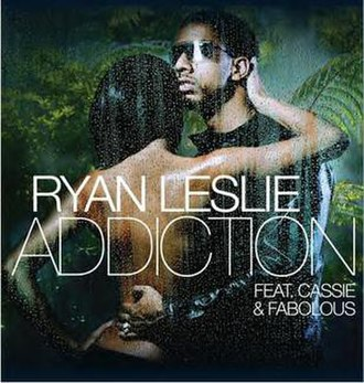 Addiction (Ryan Leslie song) - Image: Ryan Leslie Addiction