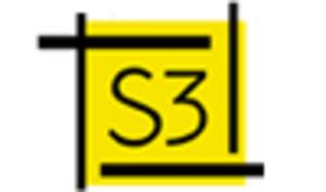 S3 ViRGE - S3 logo, of pre-VIA times