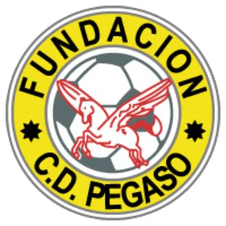 Galáctico Pegaso - CD Pegaso Tres Cantos club logo