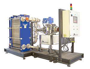 International Wastewater Heat Exchange Systems - SHARC wastewater heat recovery system