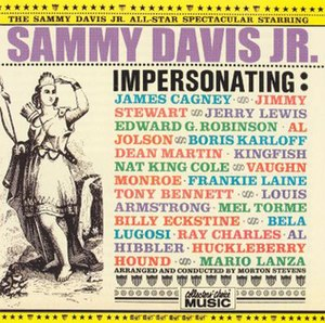 The Sammy Davis Jr. All-Star Spectacular - Image: Sammy Davis Jr. The Sammy Davis Jr. All Star Spectacular Album Cover