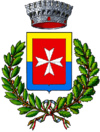 Coat of arms of San Mauro La Bruca