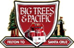 Santa Cruz, Big Trees and Pacific Railway (emblem).png