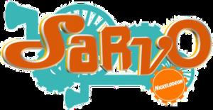 Sarvo - The original Sarvo logo.