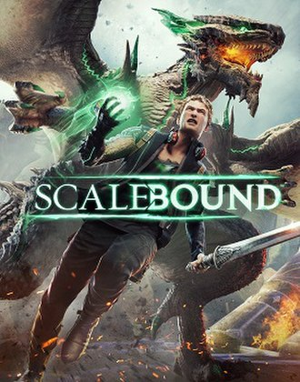 Scalebound - Image: Scalebound cover art
