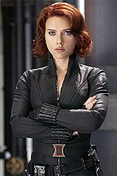 Black Widow Natasha Romanova Wikipedia