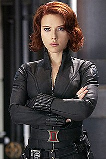 Natasha Romanoff (Marvel Cinematic Universe) character in the Marvel Cinematic Universe