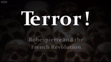 Se cond Episode Title Card for the documentary Terror! Robespierre and the French Revolution.png