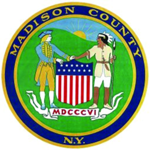 Madison County, New York - Image: Seal of Madison County, New York