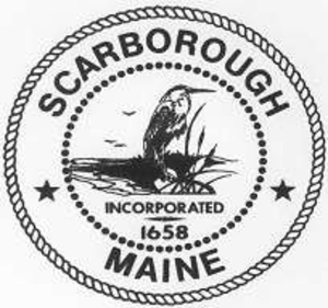 Scarborough, Maine - Image: Seal of Scarborough, Maine