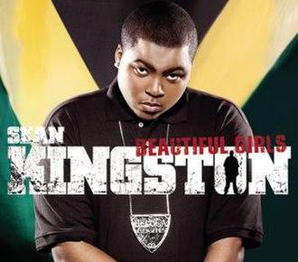 Beautiful Girls (Sean Kingston song) - Image: Sean Kingston Beautiful Girls
