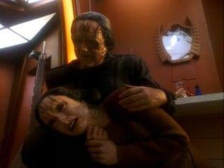Second Skin (<i>Star Trek: Deep Space Nine</i>) 5th episode of the third season of Star Trek: Deep Space Nine