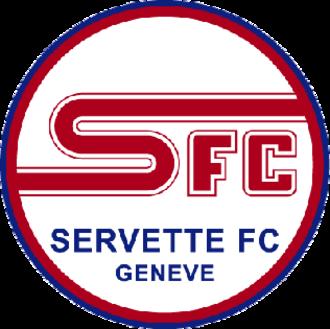 Servette FC - Old Servette FC Logo