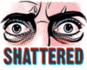 Shattered (2004 TV series) - Image: Shattered Logo