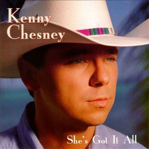 She's Got It All - Image: She's Got It All (Kenny Chesney single cover art)
