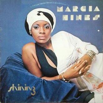 Shining (Marcia Hines album) - Image: Shining Marcia Hines