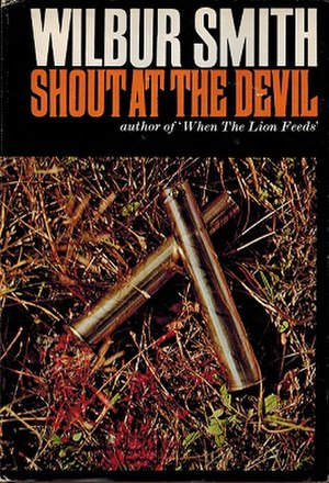 Shout at the Devil (film) - Paperback edition