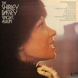 The Shirley Bassey Singles Album - Image: Singles album Shirley Bassey