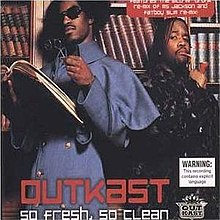 OutKast — So Fresh, So Clean (studio acapella)