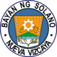 Official seal of Solano
