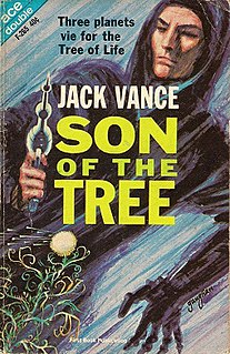 <i>Son of the Tree</i> book by Jack Vance