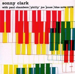 Sonny Clark Trio - Image: Sonny Clark Trio