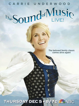 The Sound of Music Live! - Image: Sound of Music Live! logo